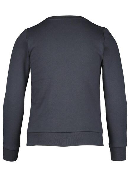 kindersweater donkergrijs donkergrijs - 1000014881 - HEMA