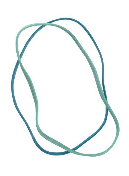 2-pak sport haarbanden - 11870020 - HEMA