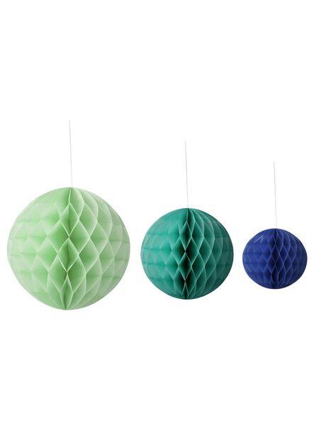 3-pak papieren ballen - 14230101 - HEMA