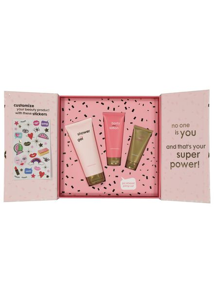 beautybox vegan - limited edition - 11314300 - HEMA