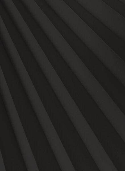 plisségordijn uni vlamvertragend 20 mm - 7430082 - HEMA