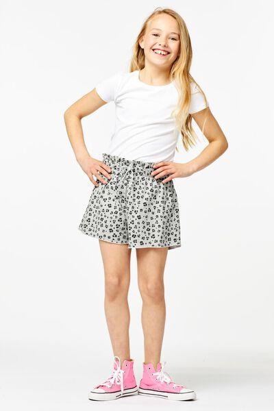 kinder shorts - 2 stuks grijs grijs - 1000024008 - HEMA