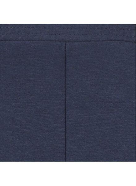 kindertregging blauw blauw - 1000016563 - HEMA