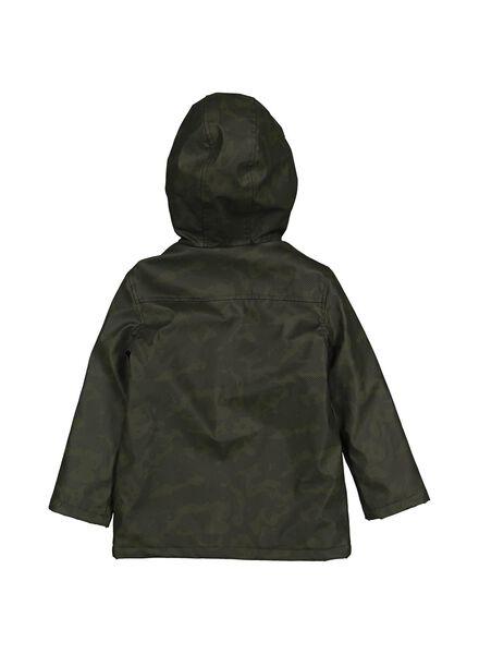 kinderjas groen groen - 1000014733 - HEMA