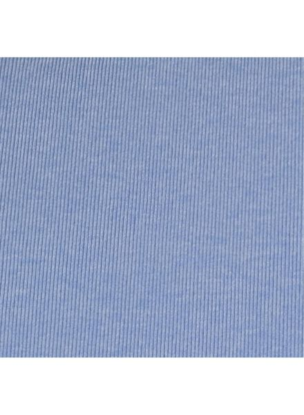 damesboxer naadloos lichtblauw - 1000008027 - HEMA