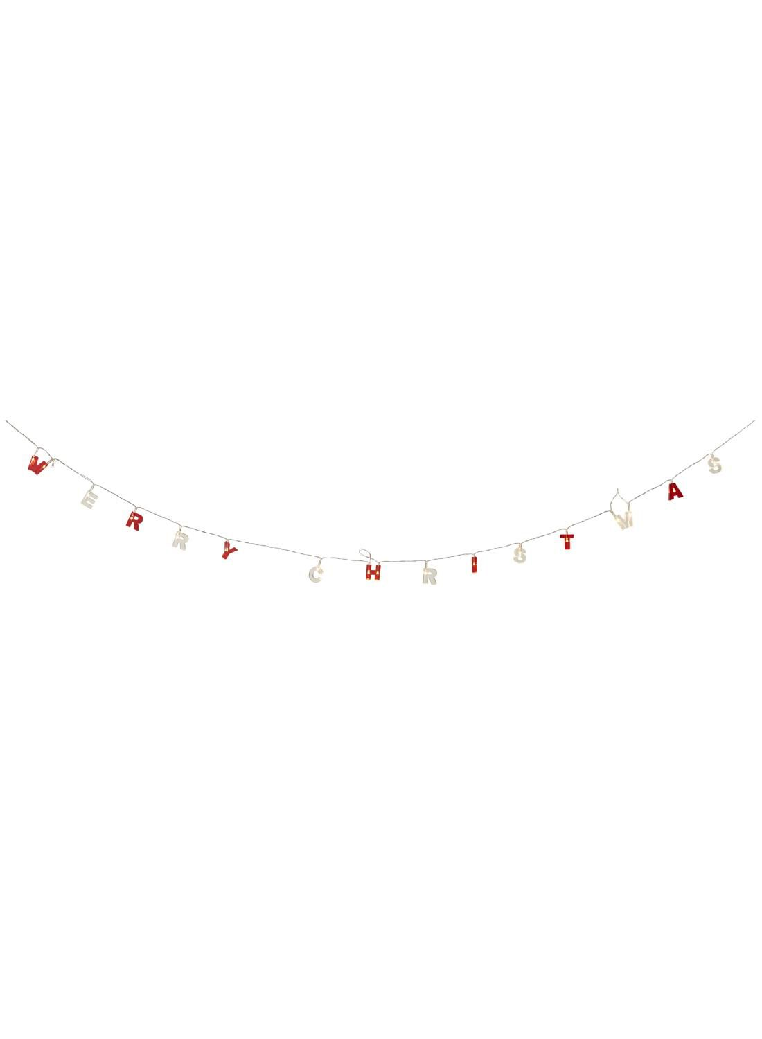 HEMA LED Verlichting Merry Christmas (wit)