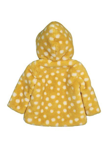 babyjas - imitatiebont geel geel - 1000014302 - HEMA
