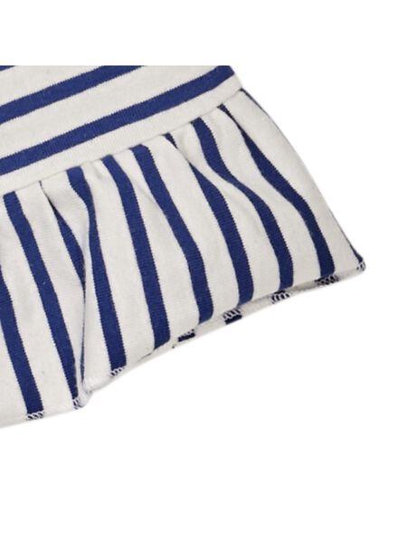 baby t-shirt blauw blauw - 1000008672 - HEMA