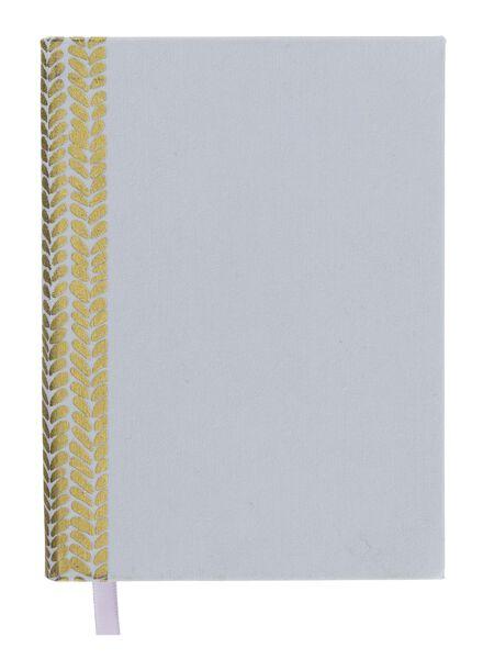 notitieboek A6 gelinieerd - 14101288 - HEMA