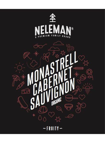 neleman monastrell cabernet sauvignon - 0,75 L - 17370111 - HEMA