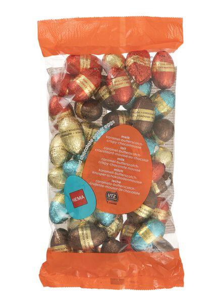 chocolade eitjes gevuld - 10094001 - HEMA
