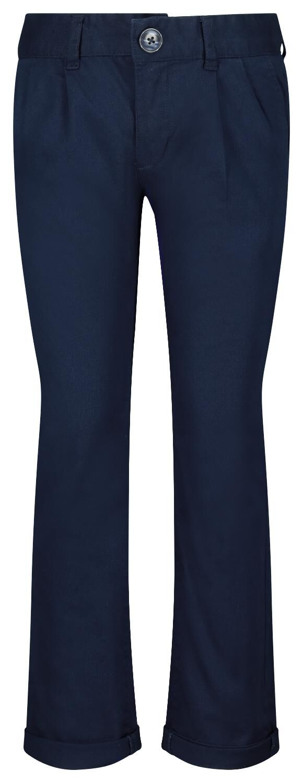HEMA Kinderbroek Donkerblauw (donkerblauw)