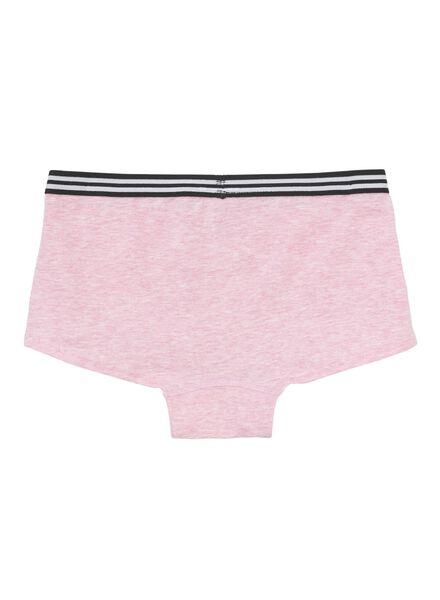 tienerboxer roze. roze. - 1000012791 - HEMA