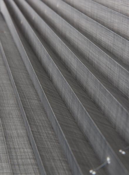 plisségordijn linnen naturel 20 mm - 7430040 - HEMA