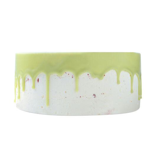 dripcake red velvet groen 16 p. - 6330047 - HEMA
