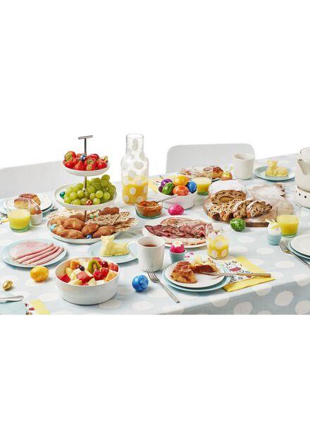 bergen ontbijtbord 20 cm - 9680001 - HEMA