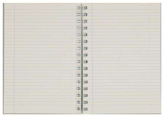 notitieboek A5 gelinieerd - 14150061 - HEMA