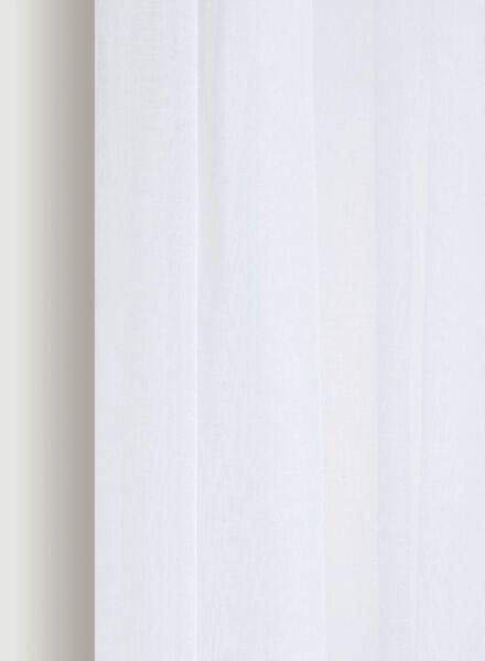 gordijnstof voile emmen - 7127031 - HEMA