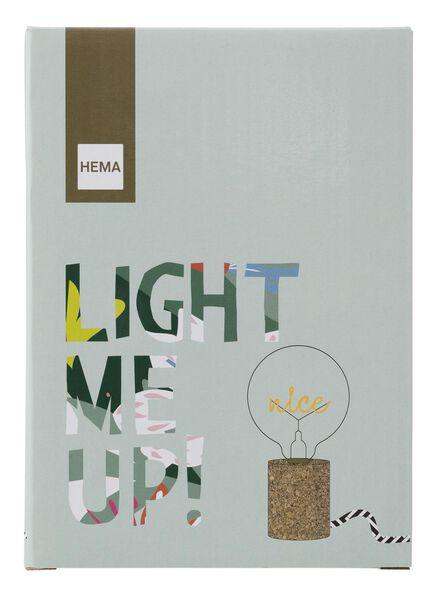 LED lamp nice 2 watt - 80 lumen - 60100400 - HEMA