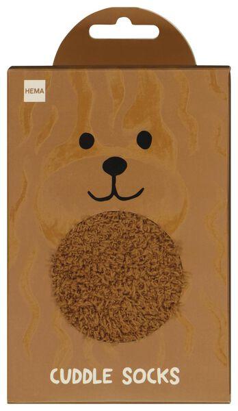 fluffy sokken maat 36-41 hond - 61120071 - HEMA