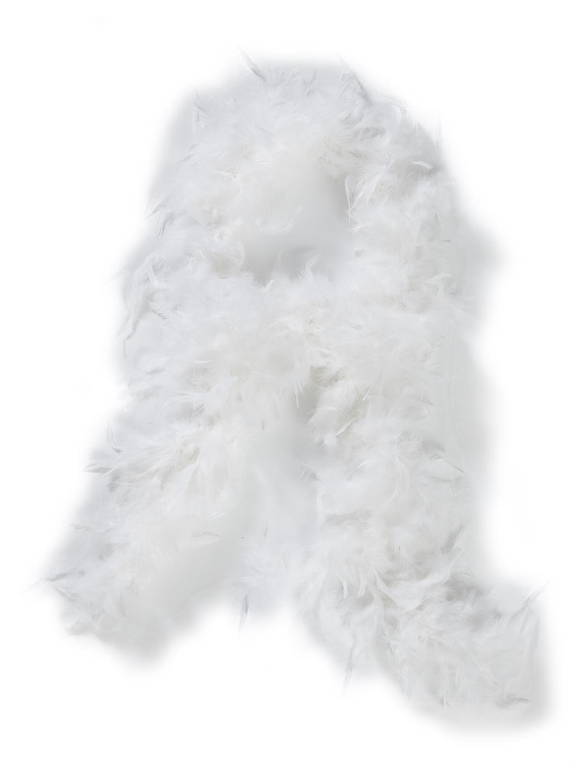 HEMA Boa (blanc)