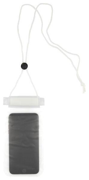 telefoonhoes waterdicht - 17.5x10 - 18630012 - HEMA