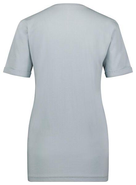 t-shirt maat XS/S palmboom - 14590482 - HEMA