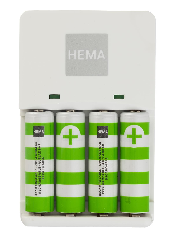 HEMA Batterij Oplader