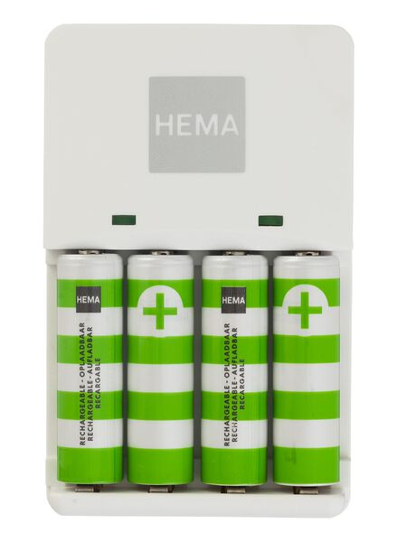 batterij oplader - 41210521 - HEMA