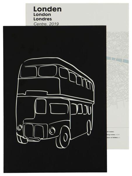 posters 21 x 29.7 - 2 stuks - 13692020 - HEMA