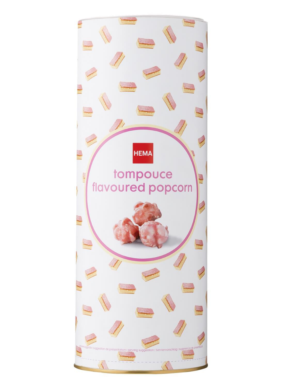 HEMA Popcorn Tompoucesmaak