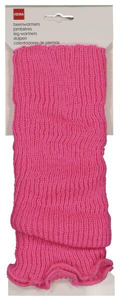 beenwarmers neon roze - 25290030 - HEMA