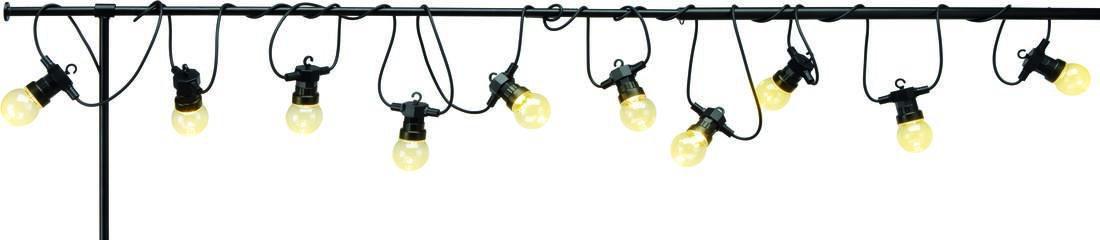 HEMA Verlichtingssnoer Zwart - 10.5 Meter
