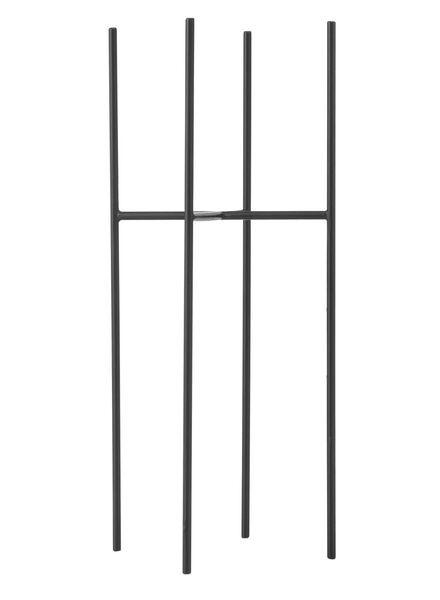 bloempot houder - 36 x 15 cm - zwart - 13390029 - HEMA