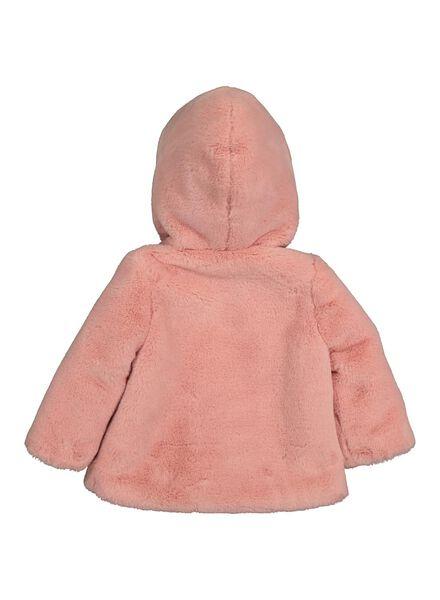 babyjas - imitatiebont roze roze - 1000014303 - HEMA