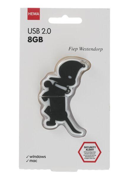 USB-stick 8GB Takkie - 39520023 - HEMA