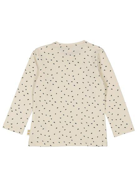 baby t-shirt gebroken wit gebroken wit - 1000016916 - HEMA