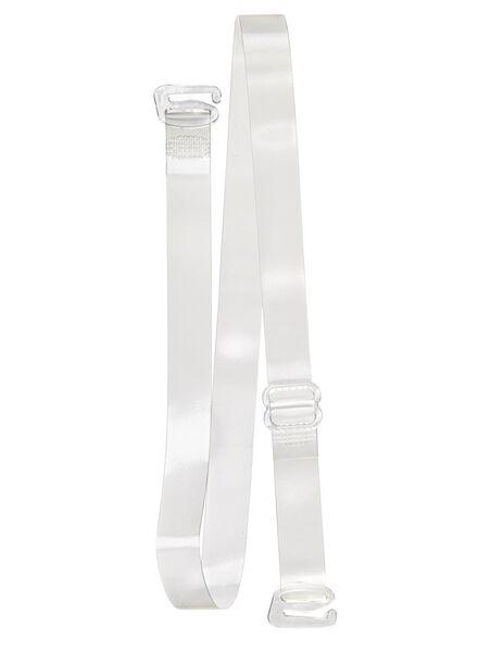transparante bh bandjes - 21800009 - HEMA