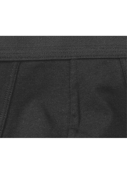 2-pak herenslips zwart zwart - 1000009785 - HEMA