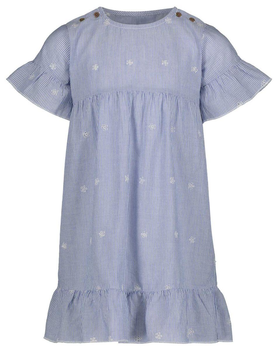Jurkje uit de Hema meisjeskleding zomer collectie