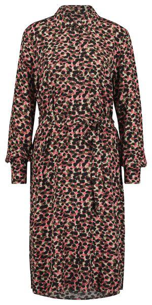 damesjurk roze roze - 1000022515 - HEMA