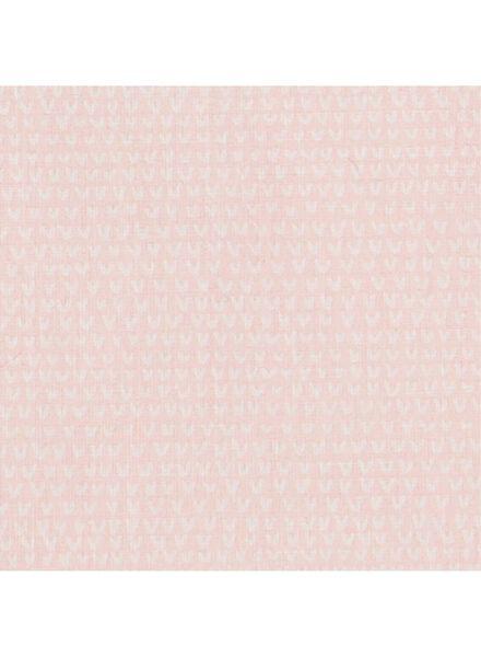 ledikantlaken 120x150 - roze