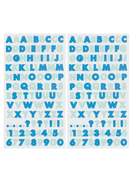 2-pak stickers - 14160066 - HEMA