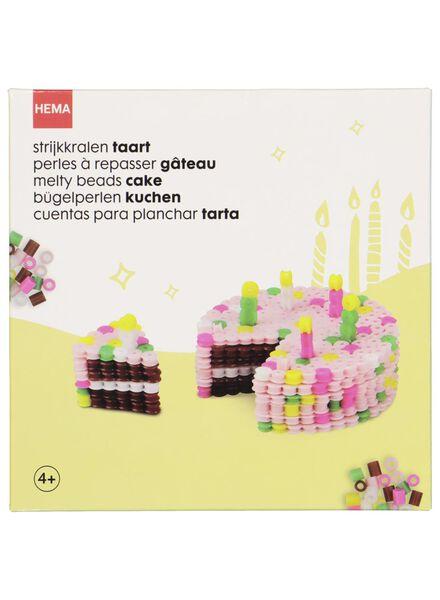 strijkkralen taart - 15920046 - HEMA