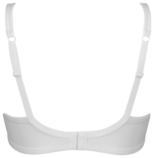 non-padded bh zonder beugel ultimate comfort wit wit - 1000025077 - HEMA