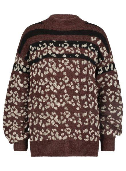damestrui bruin bruin - 1000015656 - HEMA