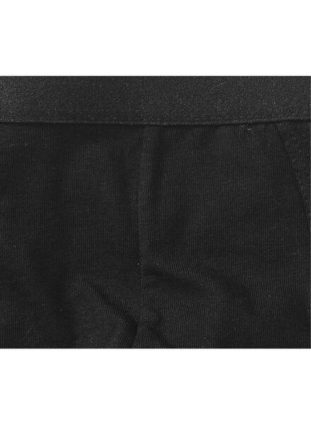 3-pak herenslips zwart zwart - 1000010251 - HEMA