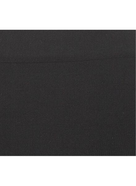 figuurcorrigerende legging zwart zwart - 1000002373 - HEMA