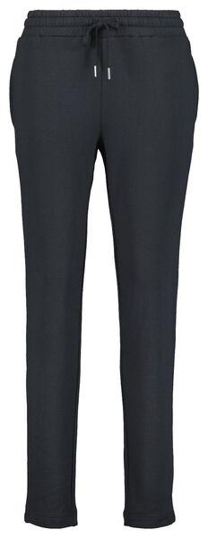 dames jogger zwart M - 36228357 - HEMA