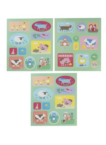 3-pak XL stickers - 15910131 - HEMA